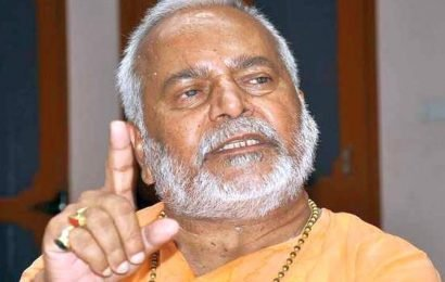 BJP says Chinmayanand not a party member