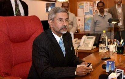 Jaishankar: India open to talk terror with Pak in a 'civilised' manner
