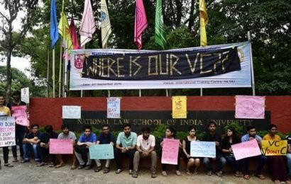 Bar Council of India chairman urges NLSIU students to limit protests