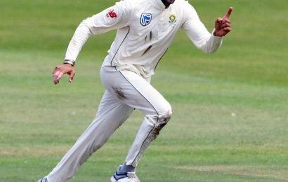South Africa's Maharaj wants to emulate Ashwin, Jadeja