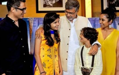 A cinematic tribute to Nobel laureate Kailash Satyarthi