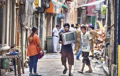 Kolkata metro compensates residents of Bowbazar