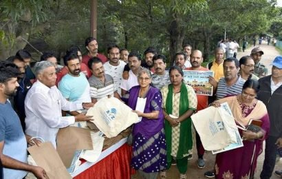 Plastic-free Dasara campaign launched