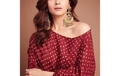 Alia Bhatt hints about her Guest appearance in RRR Alia Bhatt