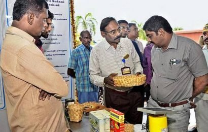 Three-day industrial, consumer expo begins in Erode