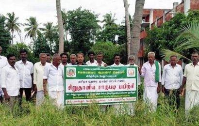 Training programme for farmers on millet revitalisation