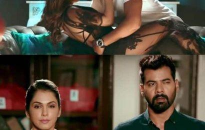 Fixerr trailer: Kumkum Bhagya's Shabir Ahluwalia is a 'daring and handsome' police officer and Rakhi Sawant validates | Bollywood Life