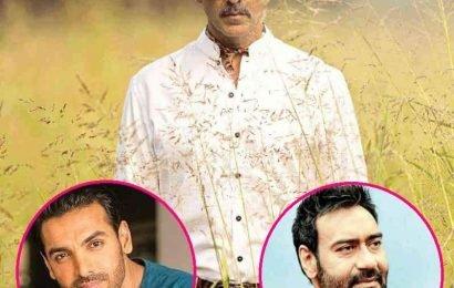 Happy Birthday Akshay Kumar: Ajay Devgn, John Abraham और Kiara Advani ने इस अंदाज में दी अक्की बाबा को बधाई, देखें ट्वीट | Bollywood Life हिंदी