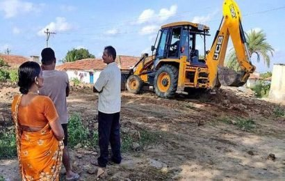 CM's 30-Day Action Plan: over 1.31L old structures marked for razing