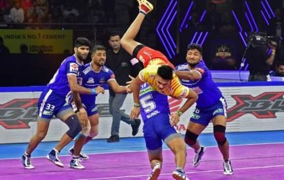 Pro Kabaddi: Haryana Steelers edge past Gujarat Fortunegiants, Dabang Delhi beat Puneri Paltan
