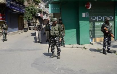 Muharram processions banned in Valley