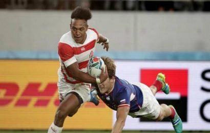 Rugby World Cup 2019: Japan opens campaign with scrappy win over Russia