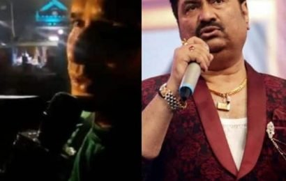 After Ranu Mondal, internet finds another musical gem in cab driver Vinod as he croons Kumar Sanu's Nazar Ke Saamne | Bollywood Life