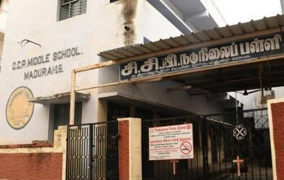 Power supply to govt.-aided school remains snapped for last 20 days