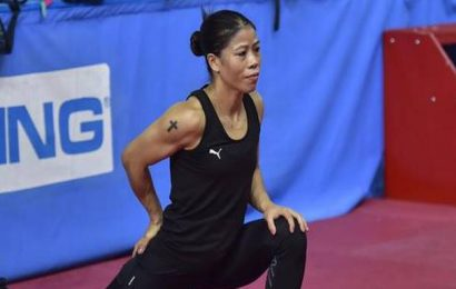 Ahead of World Boxing Championships, Mary Kom says expectations can make you nervous