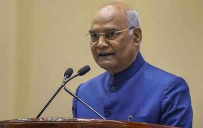 President Kovind leaves for three-nation tour