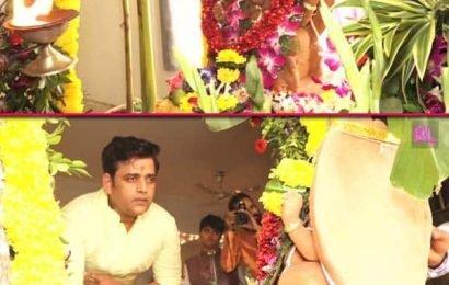 बॉलीवुड स्टार और राजनेता Ravi Kishan ने भी मनाया गणेश उत्सव, साथ में दे दी कई नेक सलाह, देखे वीडियो | Bollywood Life हिंदी