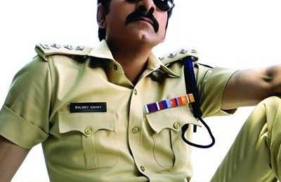 Ravi Teja to don Khaki dress Again