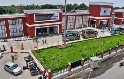 Salem railway junction gets major facelift