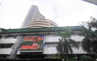 Sensex plunges over 400 points; financial, auto stocks sink