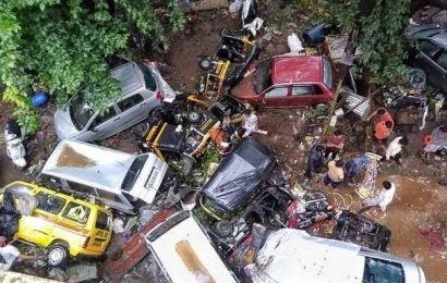 Pune rain: five dead, many missing in wall collapse