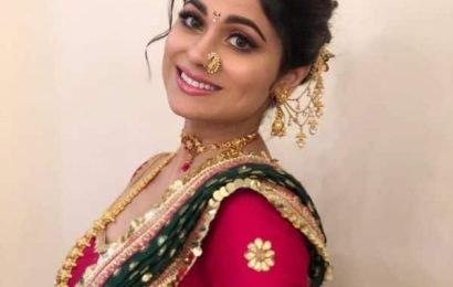 Shamita Shetty's Lavani in Kundali Bhagya for the Ganpati celebrations is a total winner | Bollywood Life