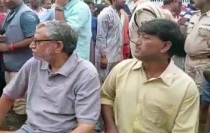 Bihar floods: NDRF rescues Deputy CM Sushil Kumar Modi from his residence