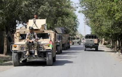 Taliban attack third Afghan provincial capital in a week