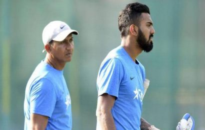 Sanjay Bangar's tenure as the Indian team batting coach comes to an end