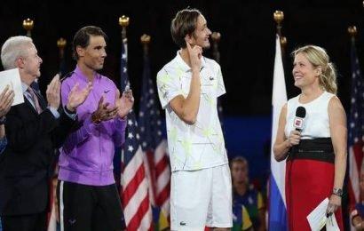 U.S. Open   Unbelievable, outrageous, says Daniil Medvedev