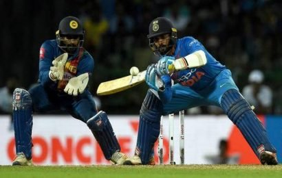 Sri Lanka named Zimbabwe's replacement for T20 series in India in January