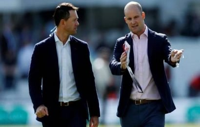 Andrew Strauss is ECB cricket committee chief
