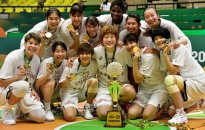 Japan beats China to seal fourth straight FIBA Women's Asia Cup title