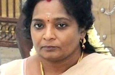 Tamilisai Soundararajan is Telangana NewGovernor