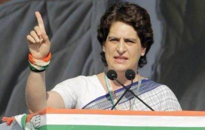 Priyanka Gandhi Vadra accuses Minister Gangwar of insulting north Indians