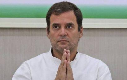 Godavari boat capsize: Rahul Gandhi expresses grief over loss of lives