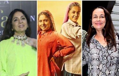 Soni Razdan on Saand Ki Aankh casting controversy: 'This makes no sense, it's silly'