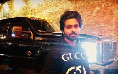 Composer-actor GV Prakash Kumar to make Hollywood debut with Trap City