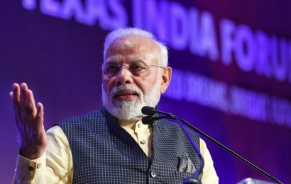 'Send 5 families to India every year as tourists': PMModi urges Indian diaspora at Houston event
