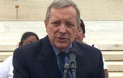 US senator Richard J Durbin under attack for mocking Indians