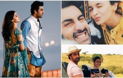 Happy birthday Ranbir Kapoor: 10 pics that prove Alia Bhatt is just the right one for him