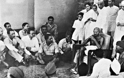 Mahatma's memorials in Delhi