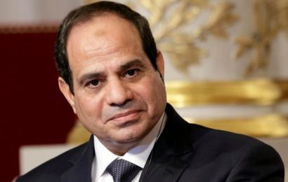 Crackdown leaves Egypt's streets for Sisi rallies, not protests