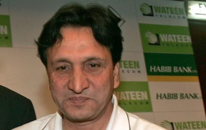 Cricket fraternity mourns Pakistan's legendary leg-spinner Abdul Qadir's death