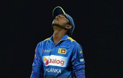 Akila Dananjaya suspended from international cricket for 12 months