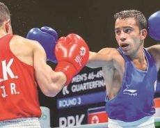 Clinical Amit Panghal enters quarters of World Championships