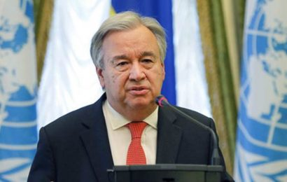 Good offices available to India, Pak, if both ask for it: UN chief Guterres on Kashmir issue