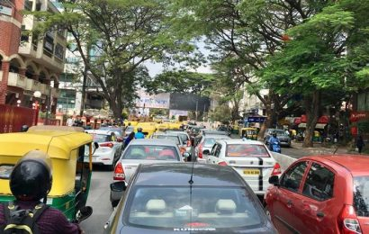 Bengaluru top cop reaches out to citizens on increasing traffic wardens