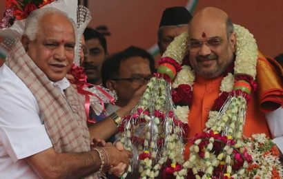 Committed to promote Kannada, won't compromise: Yediyurappa after Amit Shah's Hindi push