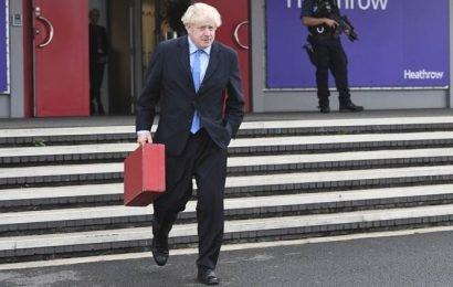 UK believes Iran was behind Saudi oil attacks: PM Johnson